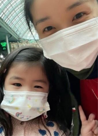 """김빈우, 첫딸 향한 뭉클함 """"동생에 질투 쏟아내..아직은 세돌지난 아기구나"""""""