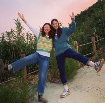 공효진, '이천희♥' 전혜진과 막상막하 러블리함..미소가 절로 나네
