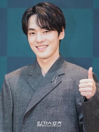 [포토]김정현, '철인왕후 최고'