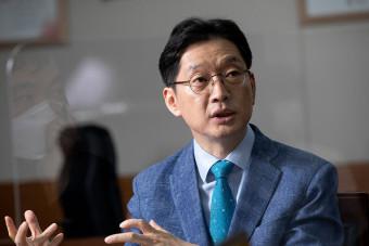 [김경수지사 인터뷰]부산·울산·경남 광역철도망 구축이 가장 시급하다