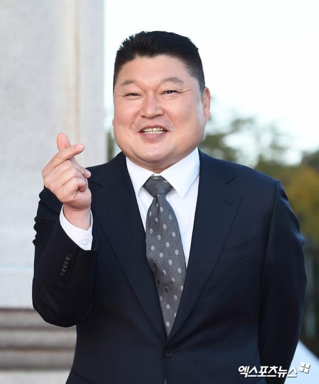 韓国人気芸能人・第10位 カン・ホドン