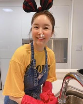 """'한의사♥' 장영란, 코피까지 쏟은 열혈맘…박명수 """"그만 좀 해^^"""""""