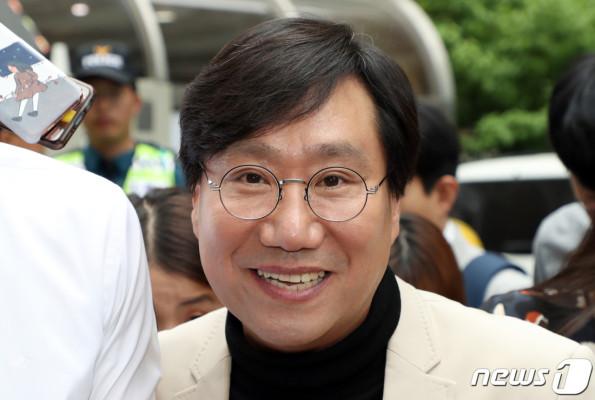 민주당 공식 복귀 앞둔 양정철 | 포토뉴스