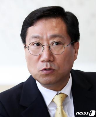 출국하는 양정철 민주연구원장 | 포토뉴스