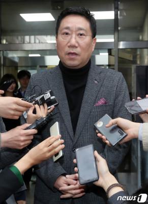 민주당 총선 전략 이끈 양정철 '야인(野人)'으로 돌아가겠다' | 포토뉴스