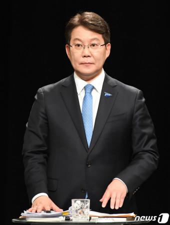 변성완 '부산시장 경선 후보 TV토론회'