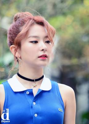 """[HD포토] """"하트 콧구멍, 봤니?""""ㅣ'레드벨벳' 슬기"""