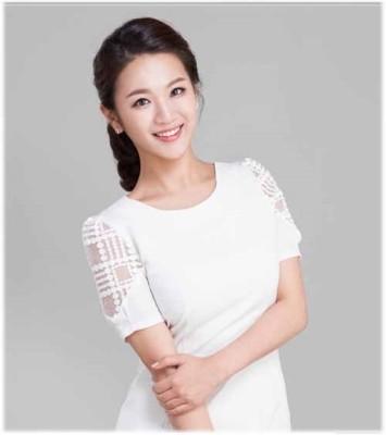 민자영 리포터, 대체 누구길래... 이런 '미녀 리포터'가 있었어? '화들짝' | 포토뉴스