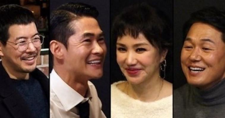 엄정화 나이-배정남 나이, 엄청난 반전 '오케이 마담' 팀 | 포토뉴스
