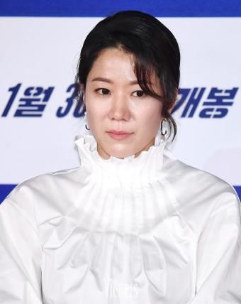 전혜진 '뺑반' 새로운 변신 [V포토]