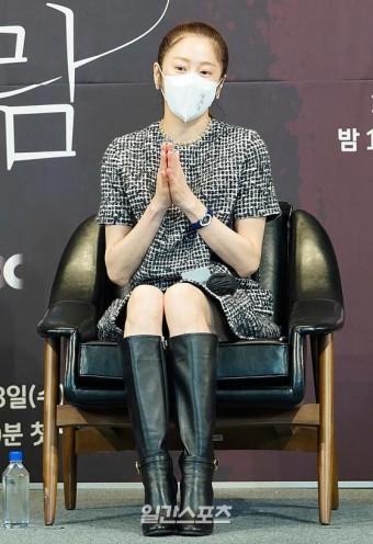 [포토]고현정, '박수 보내는 여신'