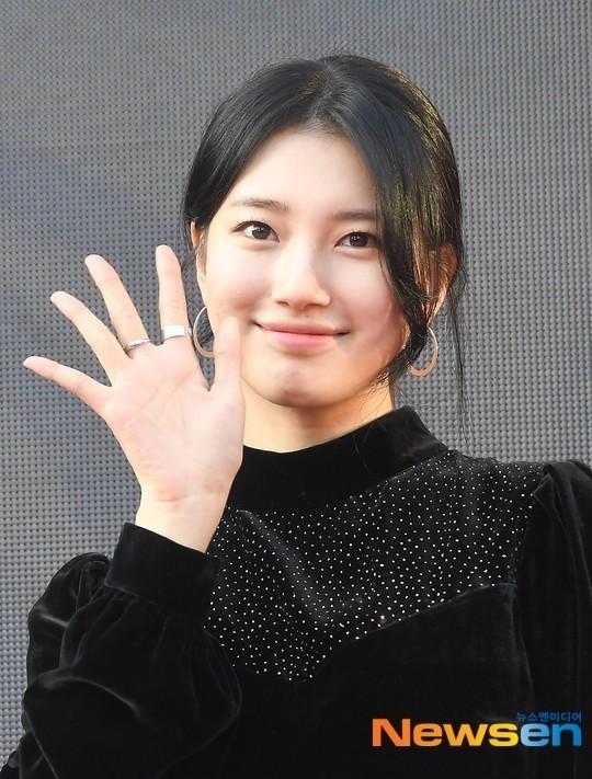 韓国人気芸能人・第9位 スジ