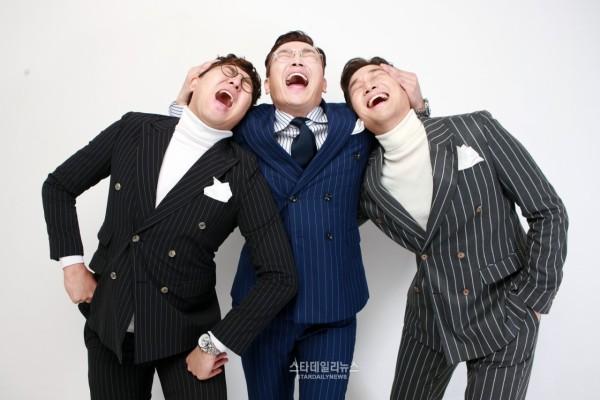 [S인터뷰] MC딩동-MC배-MC준, 유쾌 그 자체 '딩동해피컴퍼니의 MC들'    포스트