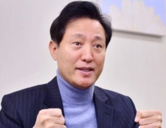 오세훈, 나경원 공약 '매년 5만명 청년에 10개월간 20만원 지원, 2층 전기버스 도입'