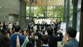 [포토]SK이노, 발달장애인 클라리넷 앙상블 콘서트 개최 대표 이미지