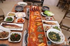 풍성한 먹거리 있는 제주도 여행, 서귀포 중문 통갈치조림 맛집, '색달식당'