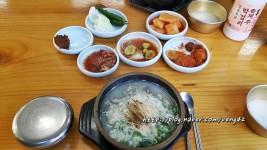 제주도 동문시장 맛집 순대국밥 장춘식당
