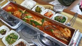 제주도 통갈치조림 맛집 색달식당 쵝오!!