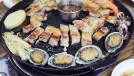 제주도 동문시장 흑돼지맛집 :)2만원으로 즐기는 푸짐한식사