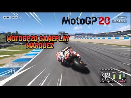 MOTOGP20 INDONESIA    Gameplay Motogp20 Keren habis!!