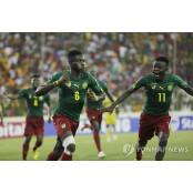 카메룬, 아프리카 네이션스컵 1차전서
