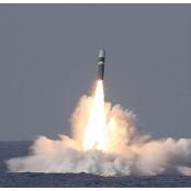 미, 태평양에서 핵탄두 w88 탑재 개량형 SLBM w88 발사 시험
