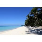 """필리핀 보라카이섬, 6개월 보라카이카지노 만에 개방…""""넓고 깨끗한 보라카이카지노 해변"""""""