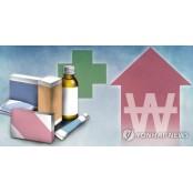 새해 일반약 공급가 후시딘 줄인상…후시딘 11~15%·쌍화탕 15% 후시딘