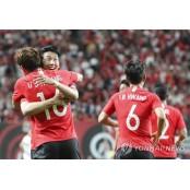 한국축구, 17일 월드컵 2차 예선 상대 결정…중동팀이 싱가포르축구순위