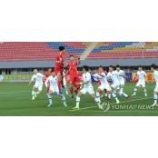 Koreas-football match
