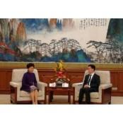 홍콩사태에 놀란 中, 홍콩·마카오·광둥 묶어 통제력 강화 마카오지도