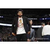 NBA 미네소타 타운스 골든스테이트 워리어스 유니폼
