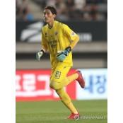 축구대표팀 골키퍼 김승규, 가시와레이솔 가시와 이적…반년 만에 가시와레이솔 J리그 복귀