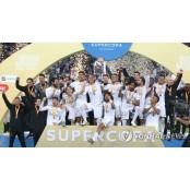 레알 마드리드, 아틀레티코 꺾고 11번째 스페인 슈퍼컵 아틀레티코마드리드 우승