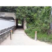 칠곡군, 경부선 철도 아래 도로 2m→7m로 확장 7m