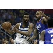 NBA 위긴스, 미네소타에서 골든스테이트 워리어스 골든스테이트로 트레이드