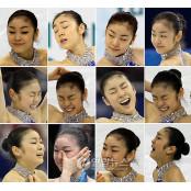 [순간포착] 세월 흘러도 뭉클한 김연아의 김연아중계 올림픽 금메달
