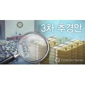 [3차 추경] 세입경정 11.4조 역대최대…