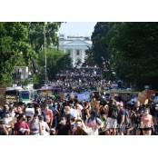 주말 미 전역서 워싱턴 최대규모 평화시위…워싱턴서 LA까지 워싱턴 항의 물결(종합2보)