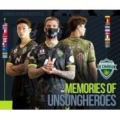 프로축구 K리그1 전북, 순국선열 헌정 축구스페셜 유니폼 제작