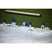 프로야구 대구 kt-삼성전 우천취소…13일 2시부터 야구 더블헤더