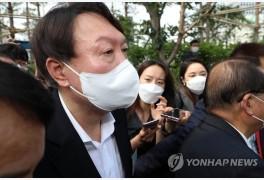 """야권 인사 """"윤석열 X파일 입수…방어 어렵겠다"""""""