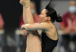 -올림픽- 다이빙 김수지, 3m 준결승서 15위…女선수 첫 결승행 무산