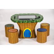 레노보, 3가지 패션 가구 디자인으로 pc야마토 가정 내에 호라이즌 테이블 PC를 pc야마토 통합