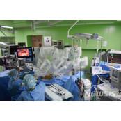 안동병원, 최첨단 4세대 로봇수술센터 개소