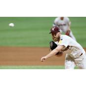 요키시, 6월 월간 투수상 수상···3승무패 야구승무패 ERA 0.53