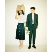 모델 남보라·프로듀서 프라이머리, 우리 결혼했어요