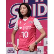 흥국생명 입단한 배구 배구 김연경 선수