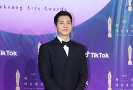 [2021 백상]이승기·장도연, TV 부문 남녀예능상