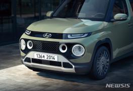 현대차, 첫 경형 SUV '캐스퍼' 온라인 사전예약…1385만원부터